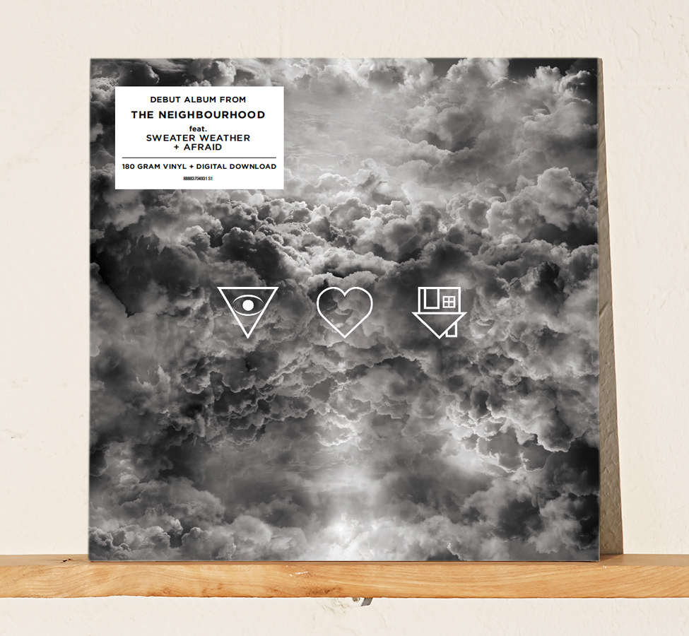 Slide View: 1: The Neighbourhood - I Love You. 2XLP