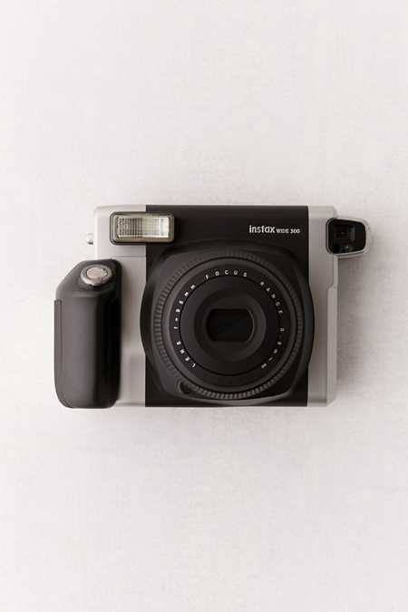 Fujifilm Instax Wide 300 Instant Camera - Black