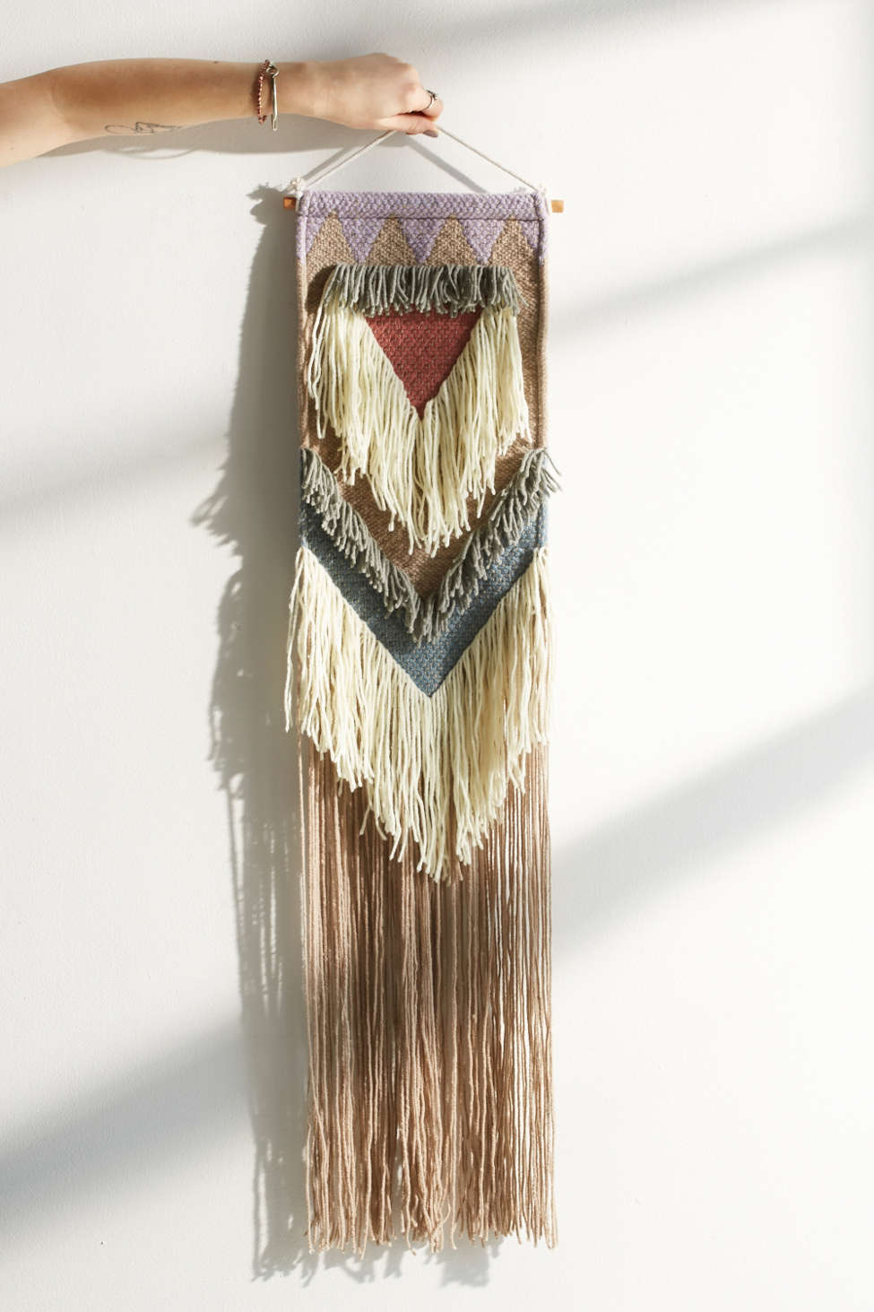 Woven Wall Hanging assembly home alva woven wall hanging | urban outfitters