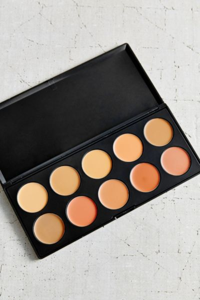 bh cosmetics Foundation + Concealer Palette