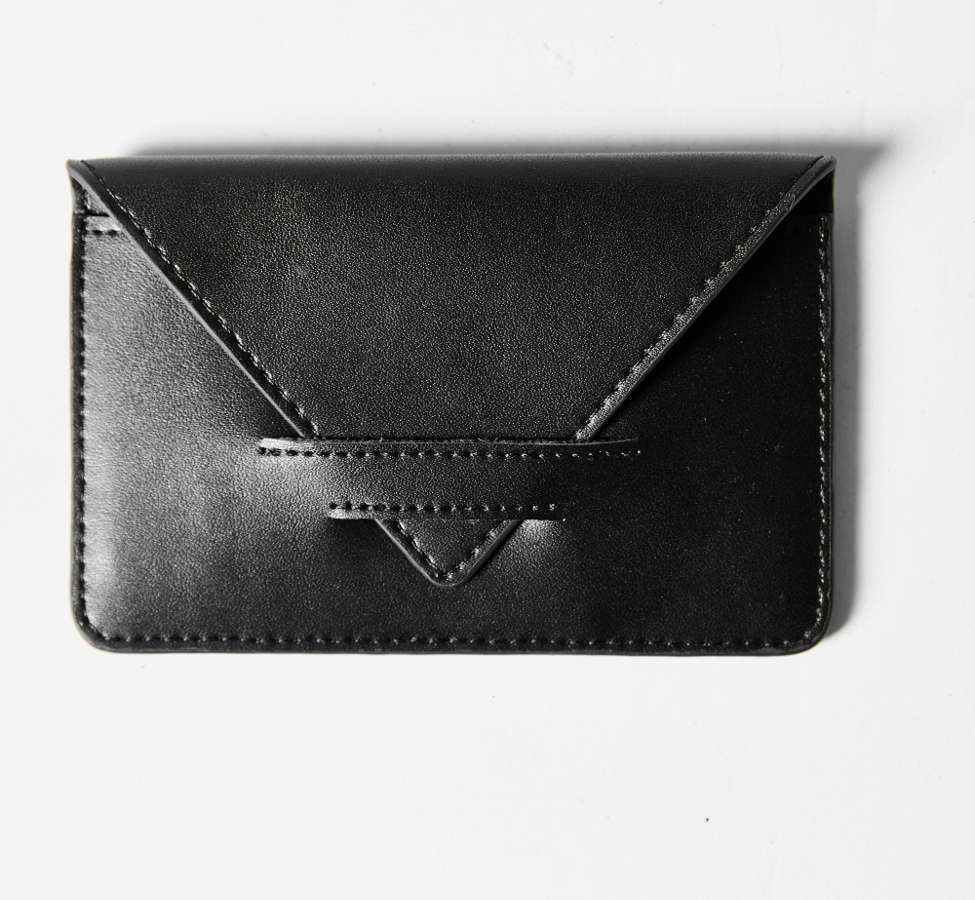 Slide View: 1: Simple Cardholder Wallet