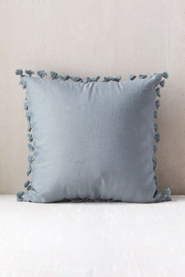 Slide View: 2: Magical Thinking Avery Tassel Pillow