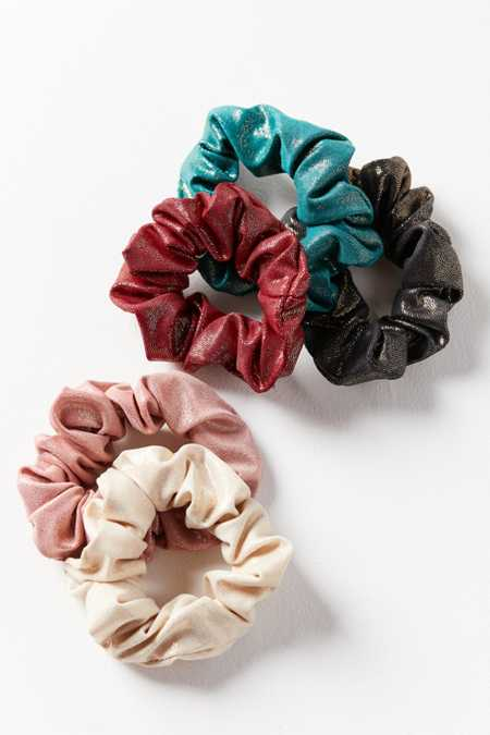 Days Of The Week Scrunchie Set