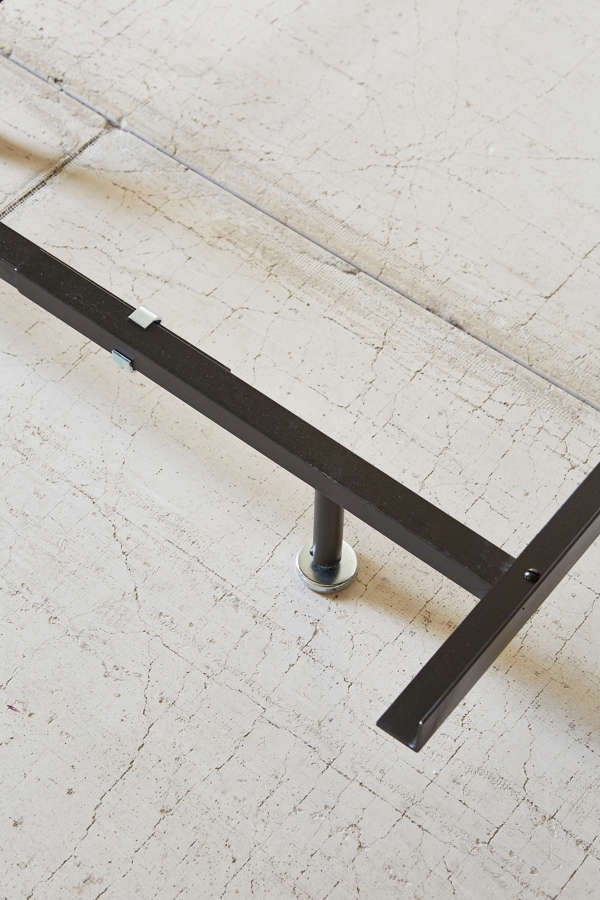 slide view 5 basic metal bed frame - Basic Bed Frame