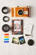 Lomography Lomo'Instant Film Camera w/Lens Set