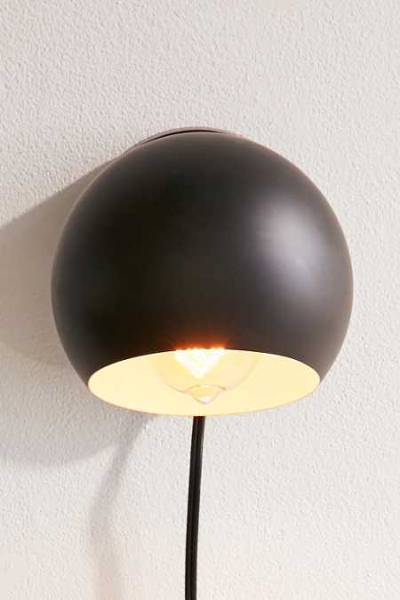 Slide View: 2: Matte Gumball Sconce