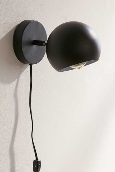 Slide View: 3: Matte Gumball Sconce