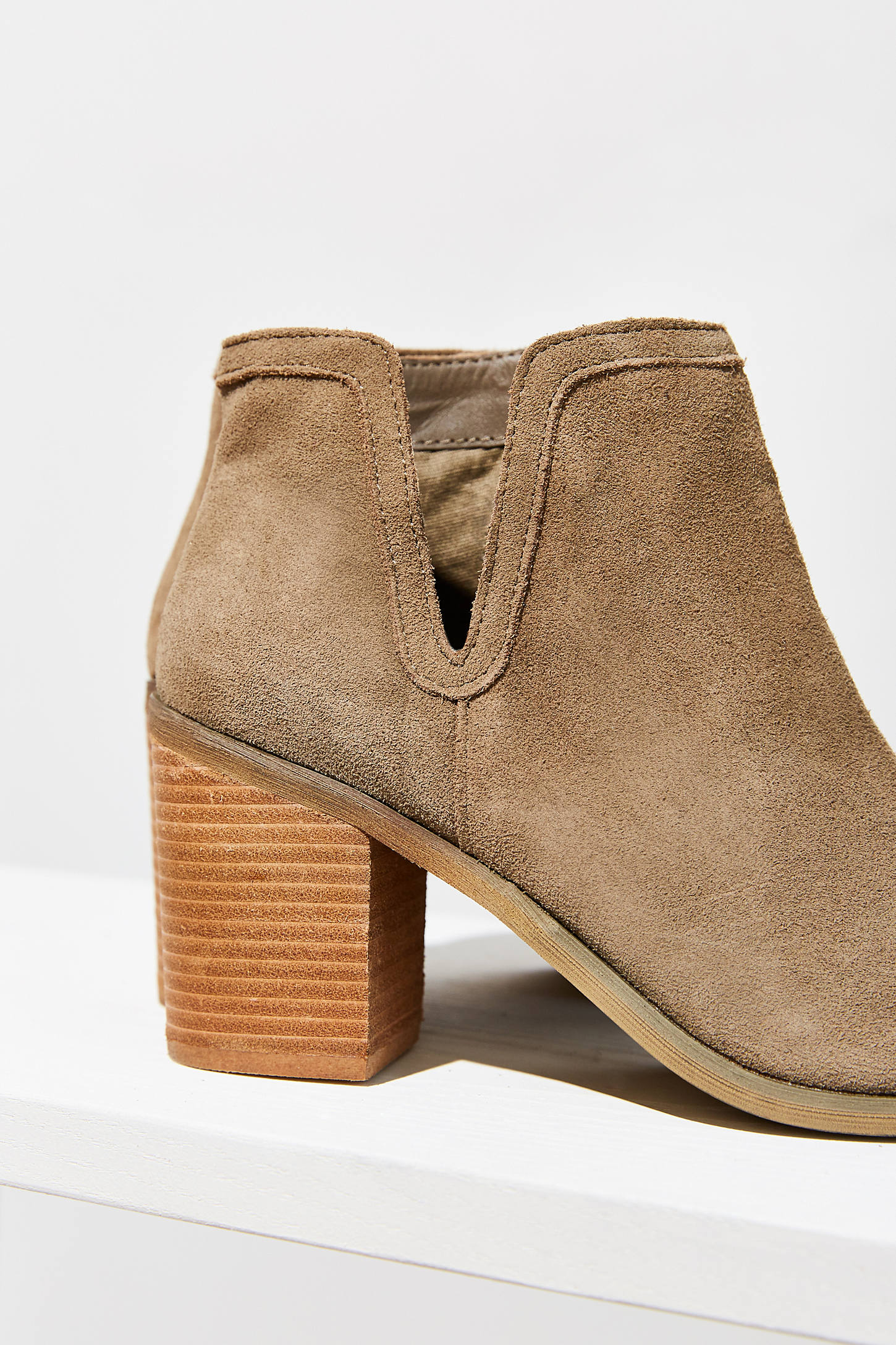 Maude Suede Ankle Boot | Urban Outfitters