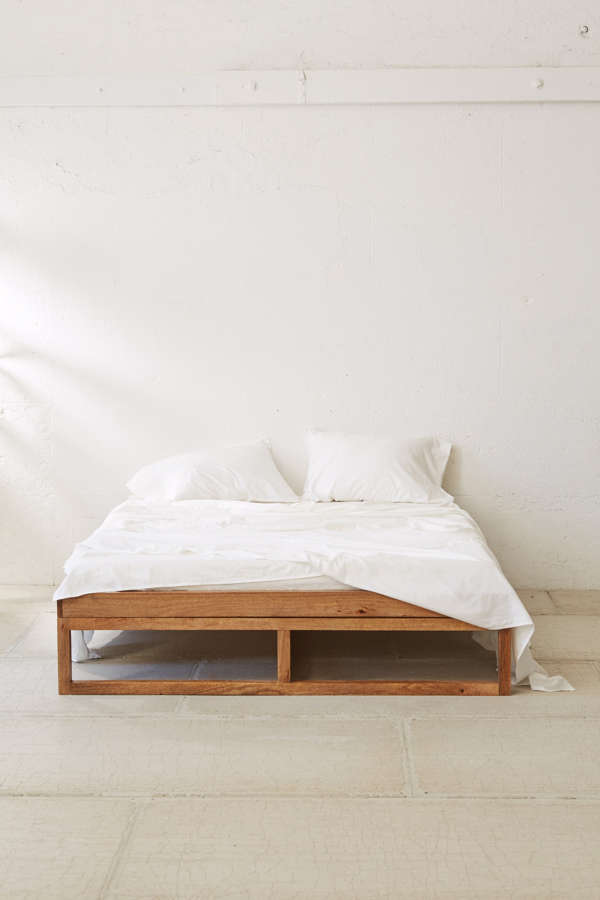 morey platform bed urban outfitters