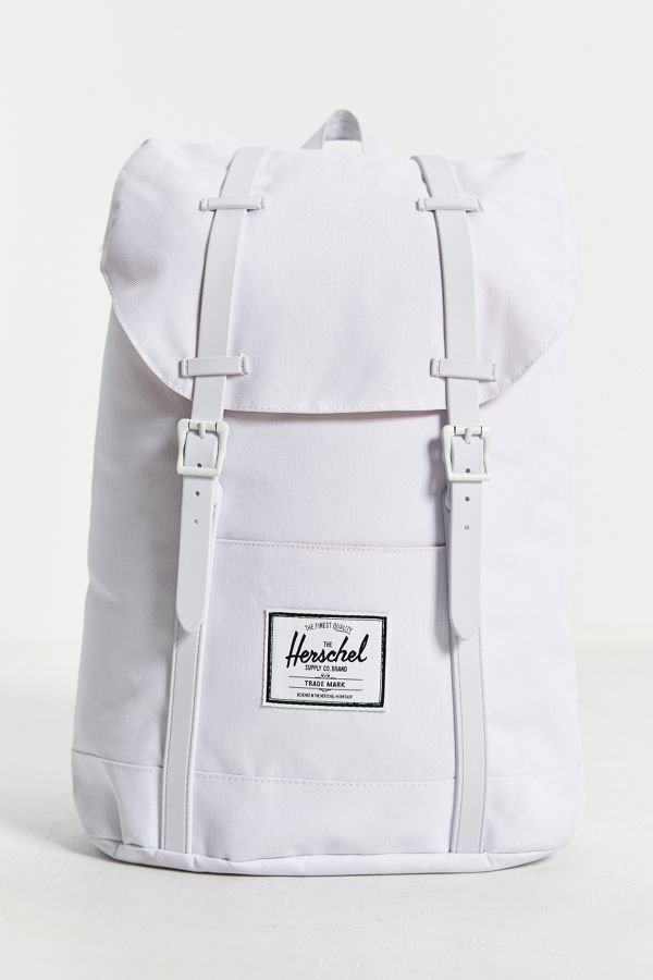 Your Urban Outfitters Gallery. Herschel Supply Co. Retreat Rubber Mono  Backpack 2fd3013bee