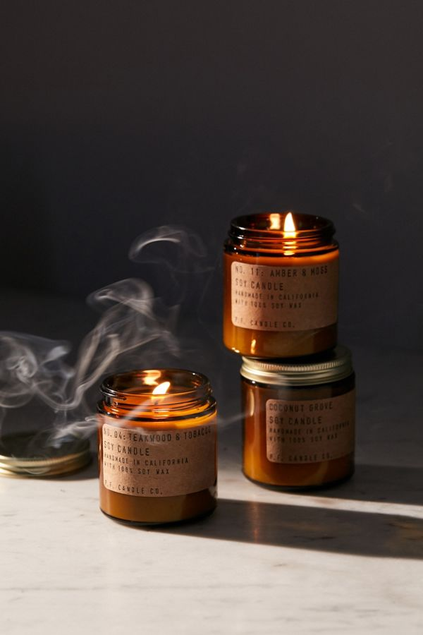 Slide View: 3: P.F. Candle Co. Travel Jar Candle