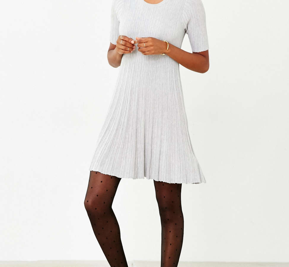 Slide View: 1: Cooperative Grace Swingy Sweater Dress
