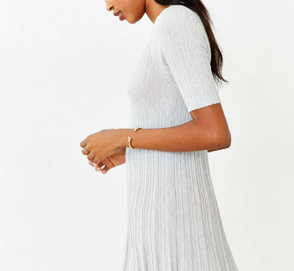 Slide View: 5: Cooperative Grace Swingy Sweater Dress
