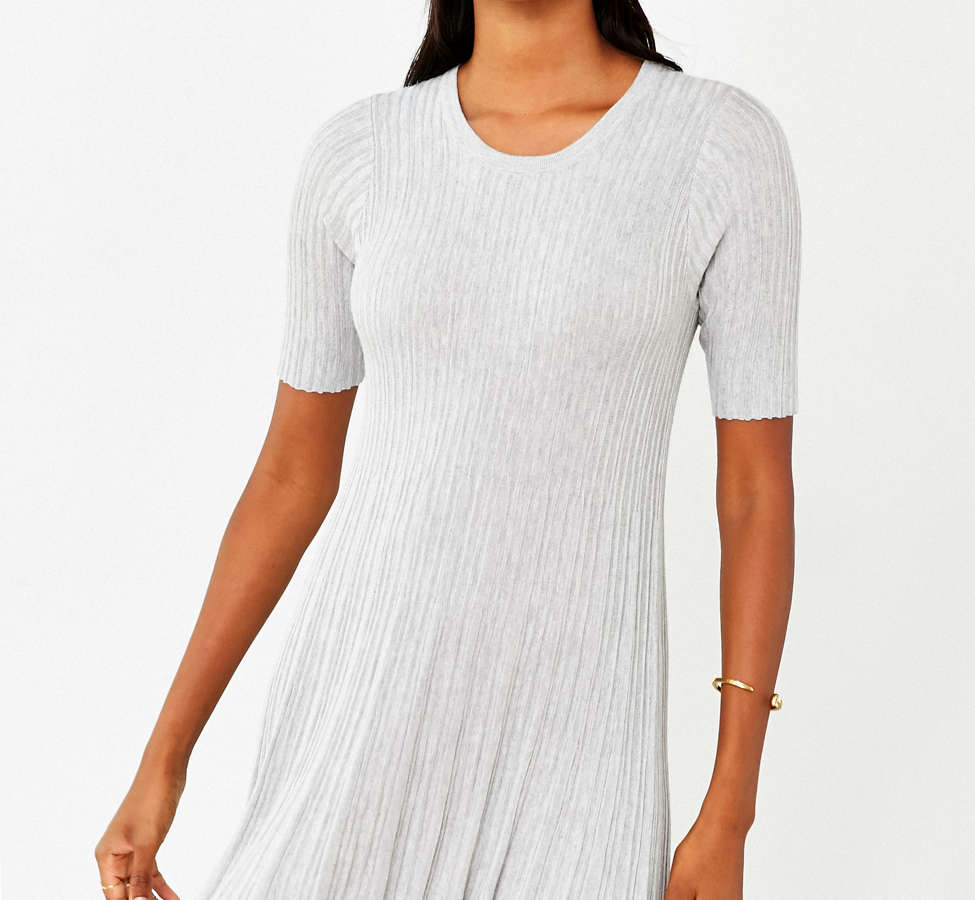 Slide View: 6: Cooperative Grace Swingy Sweater Dress