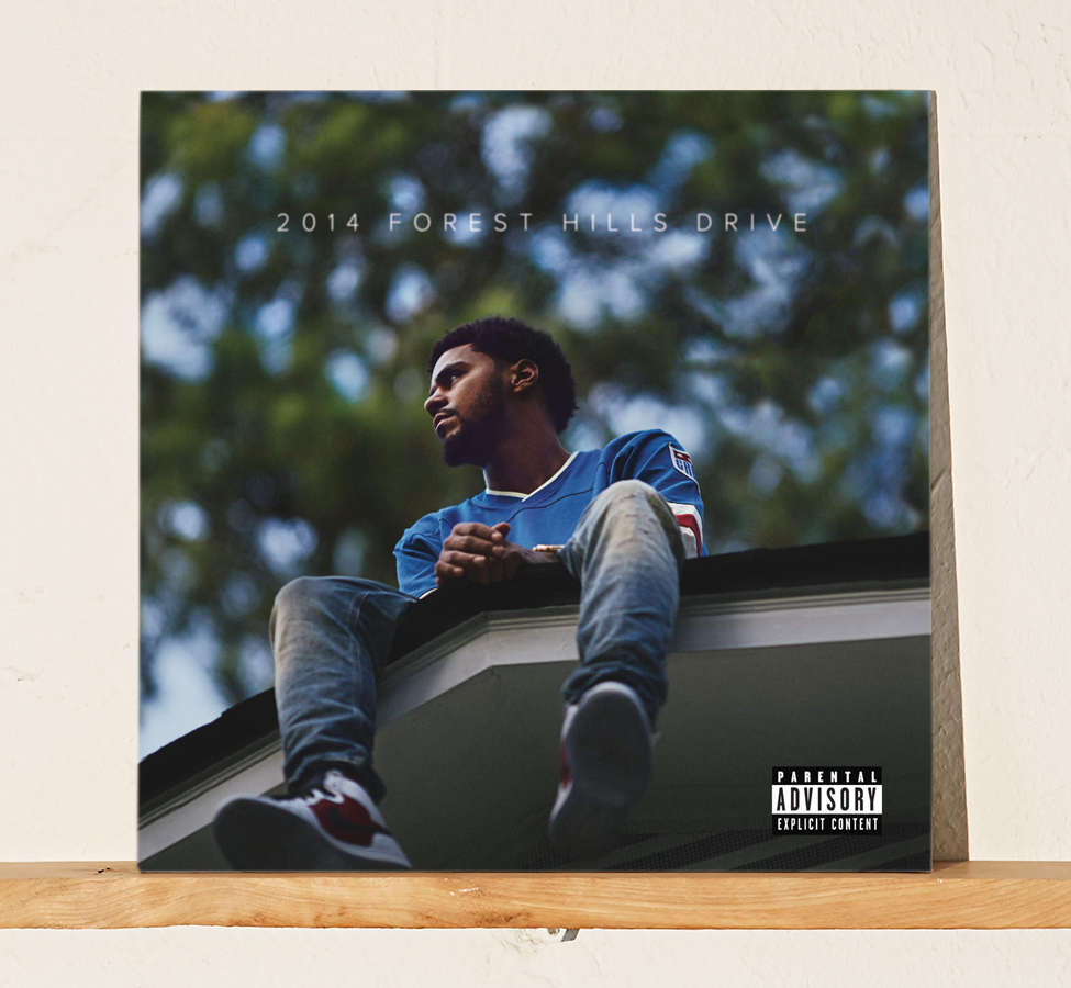 Slide View: 1: J. Cole - 2014 Forest Hills Drive LP