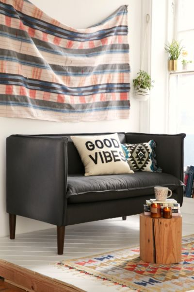 Colette French Seam Settee Sofa Urban Outfitters