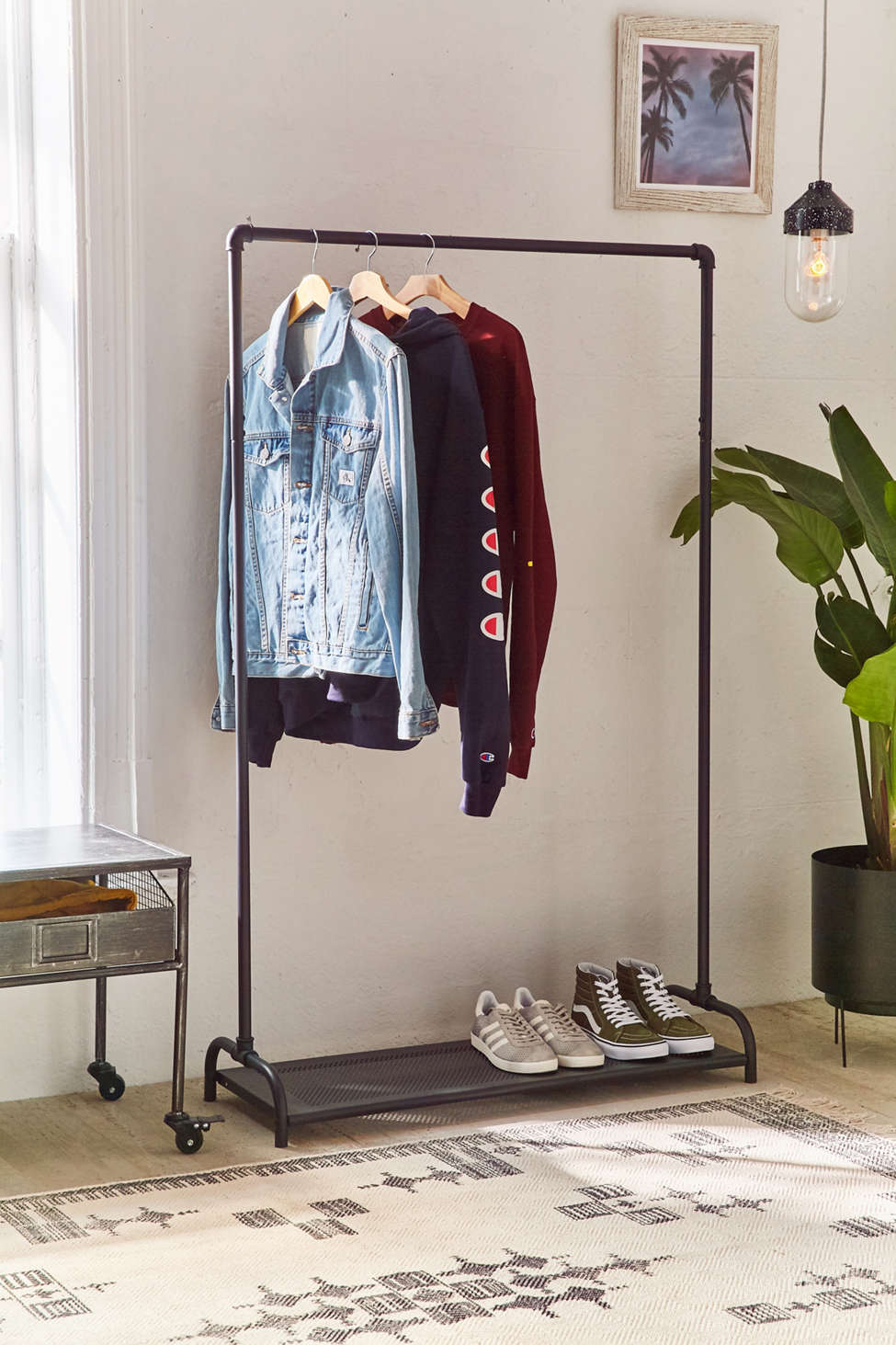 Pipe Clothing Rack Urban Outfitters