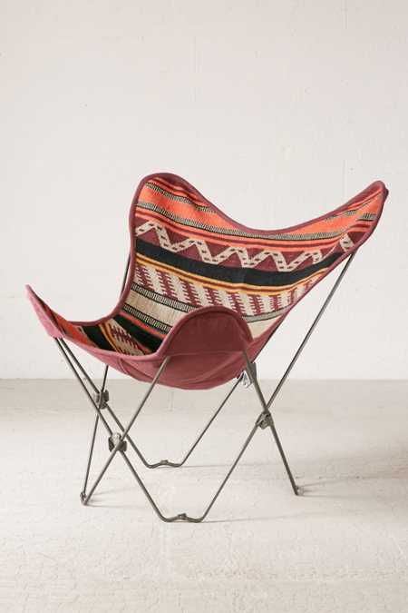 Slide View: 3: Bobo Kilim Butterfly Chair Cover