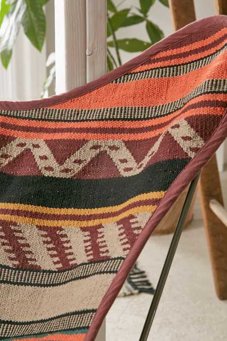 Slide View: 5: Bobo Kilim Butterfly Chair Cover