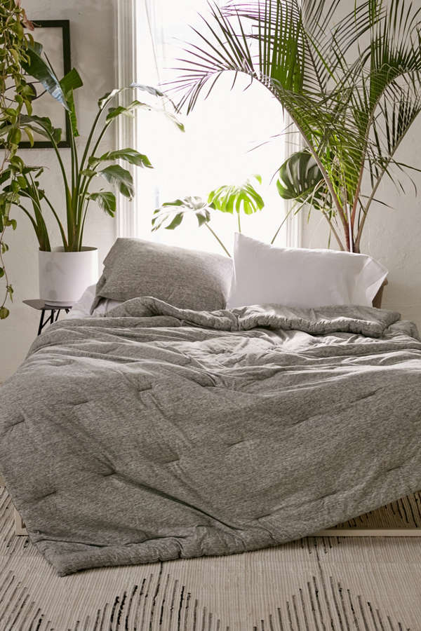 t shirt jersey comforter urban outfitters. Black Bedroom Furniture Sets. Home Design Ideas
