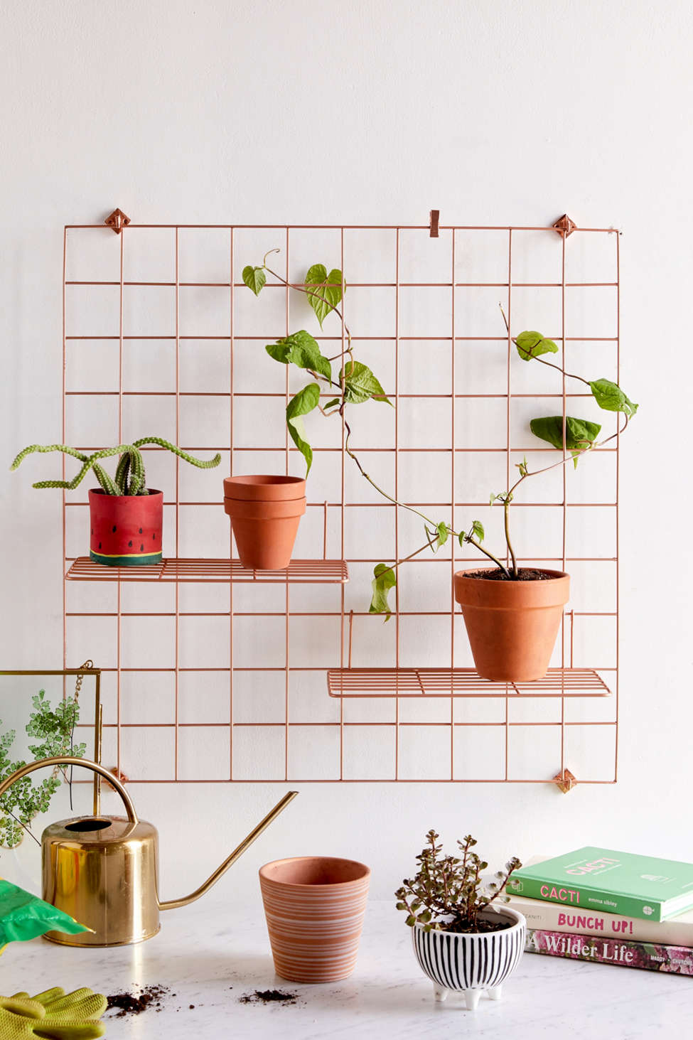 Wire Wall Square Grid Urban Outfitters