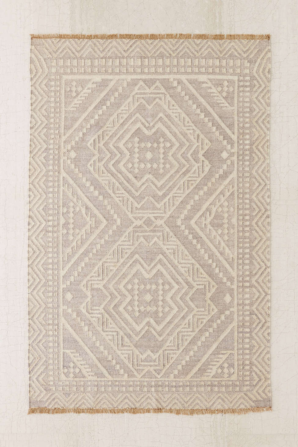 gleason woven wool rug | urban outfitters