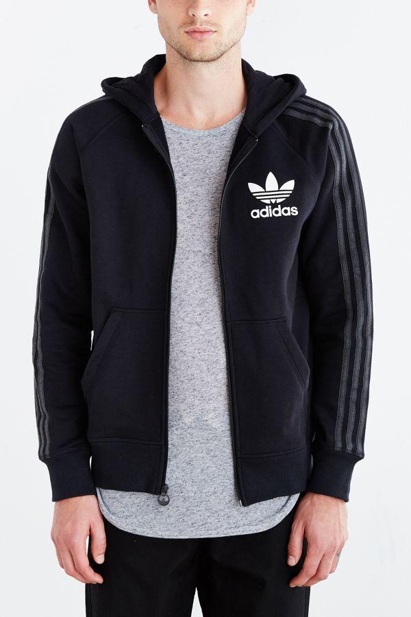 Originals Adidas Essentials Sport Sweatshirt Logo Zip Hooded xgwxRd