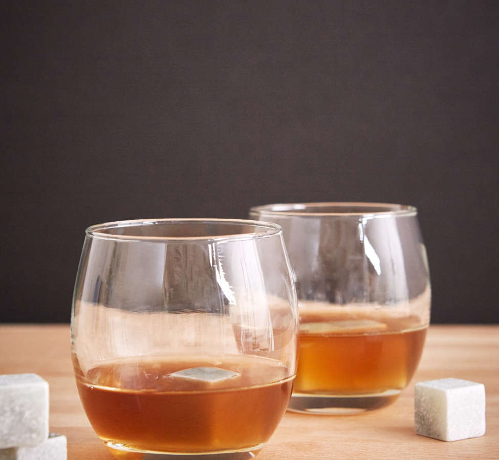 Slide View: 1: 9-Piece Whiskey For Two Set
