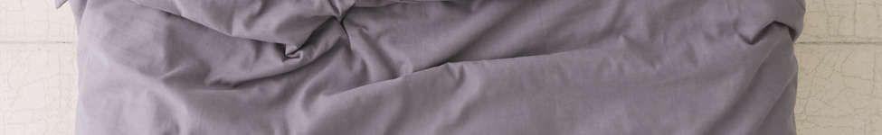 Thumbnail View 2: Assembly Home Linen Blend Duvet Cover - Charcoal