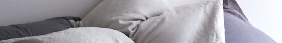 Thumbnail View 6: Assembly Home Linen Blend Duvet Cover - Charcoal
