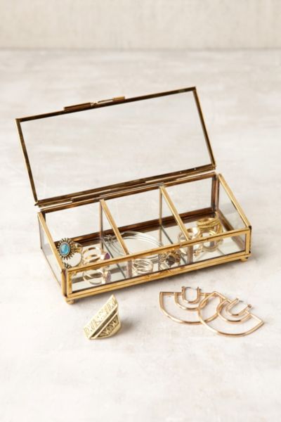 Keepsake Glass Display Box Urban Outfitters