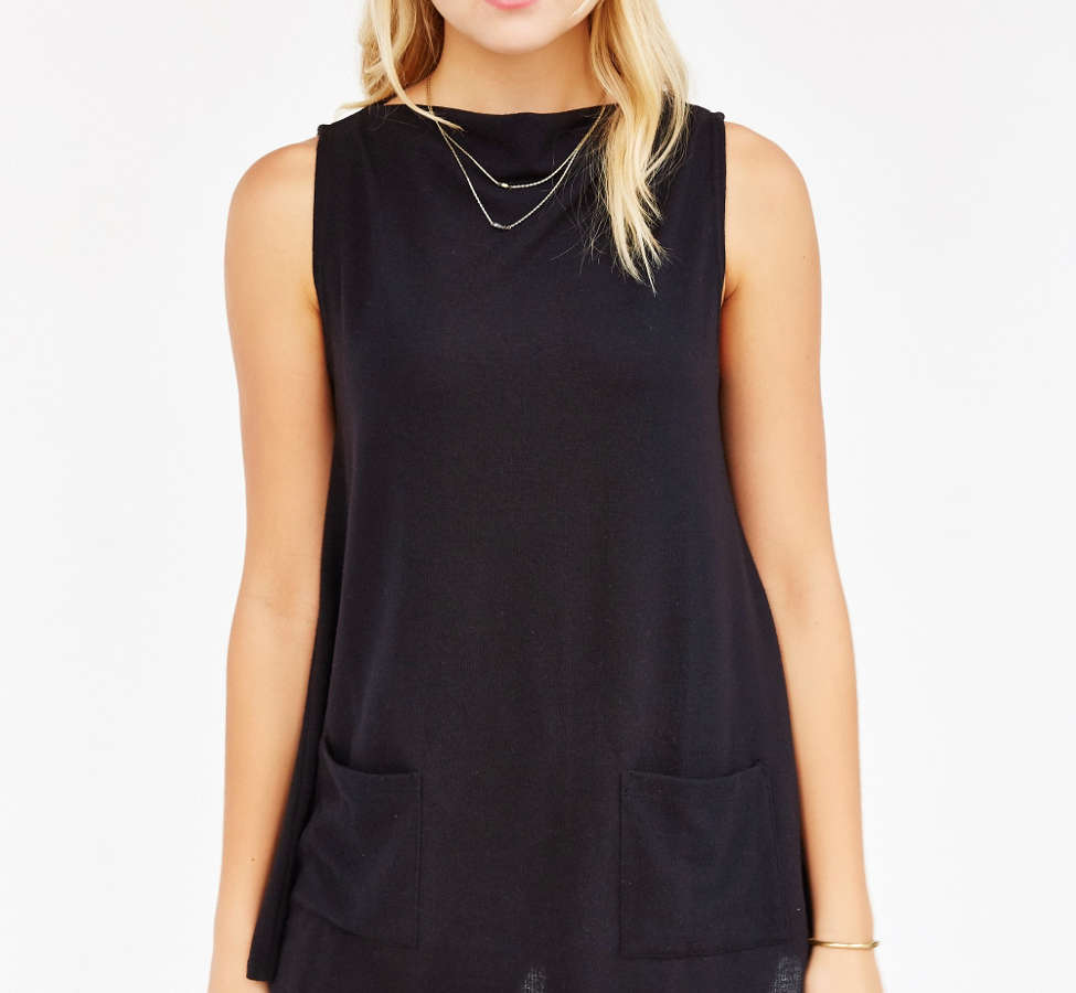 Slide View: 1: Cooperative Darling Tunic Tank Top