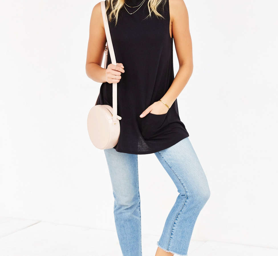 Slide View: 2: Cooperative Darling Tunic Tank Top