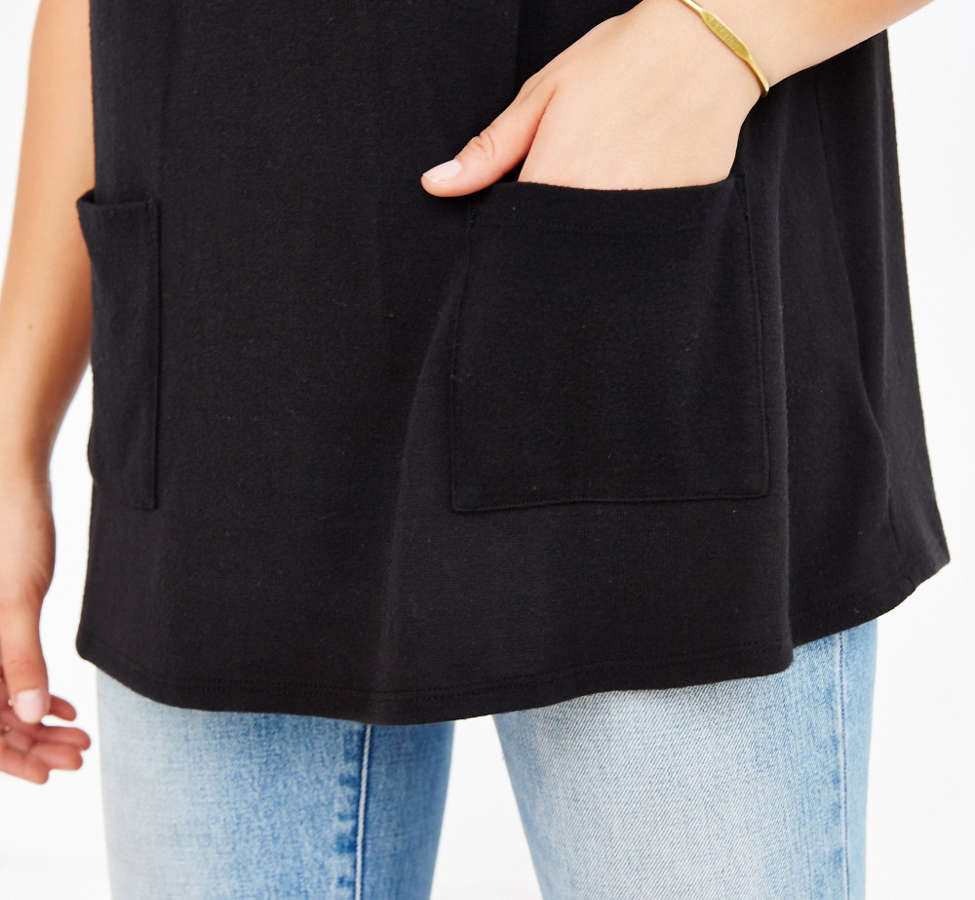 Slide View: 3: Cooperative Darling Tunic Tank Top