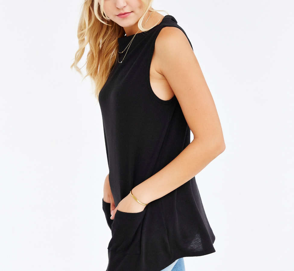 Slide View: 5: Cooperative Darling Tunic Tank Top