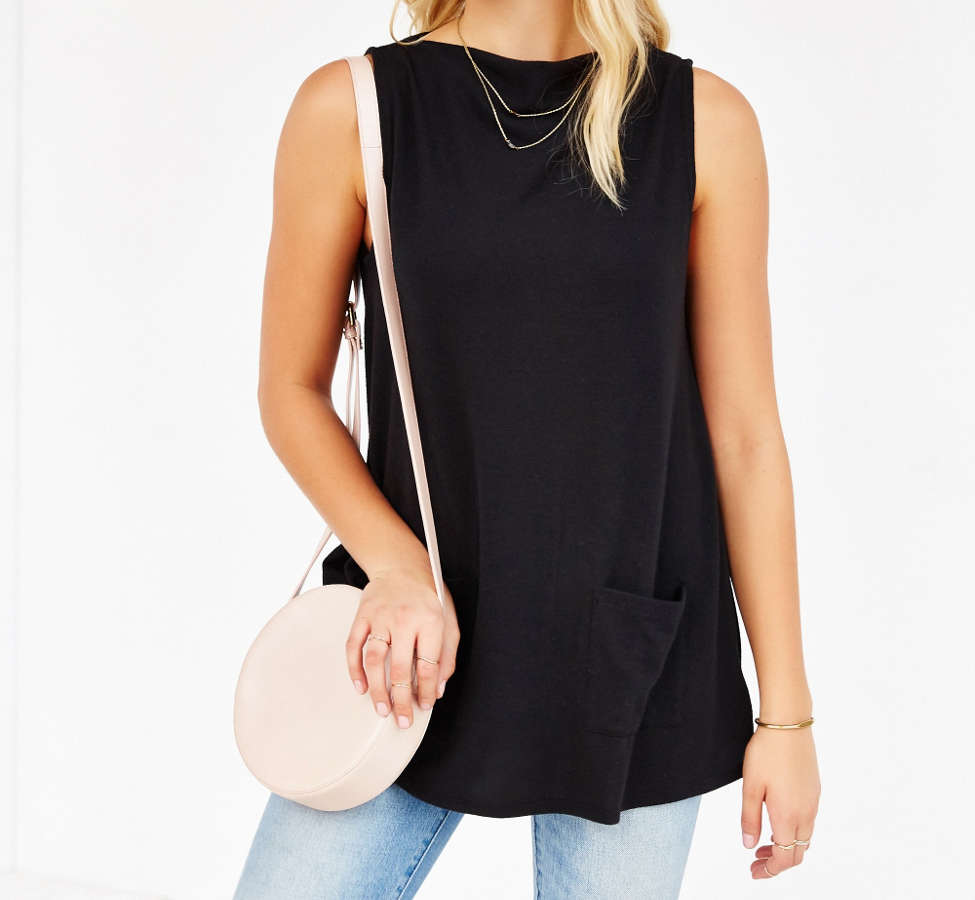 Slide View: 6: Cooperative Darling Tunic Tank Top