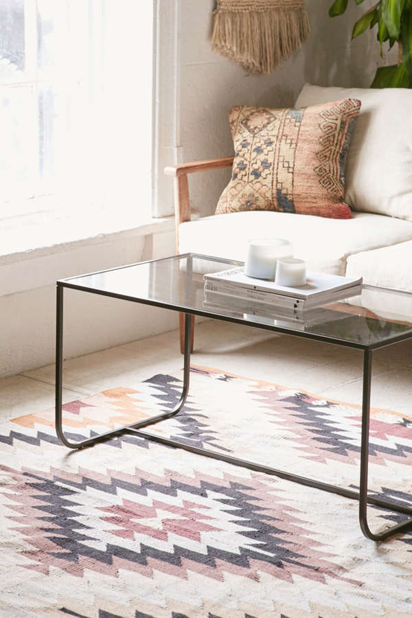 Slide View 1 Assembly Home Odile Curved Coffee Table