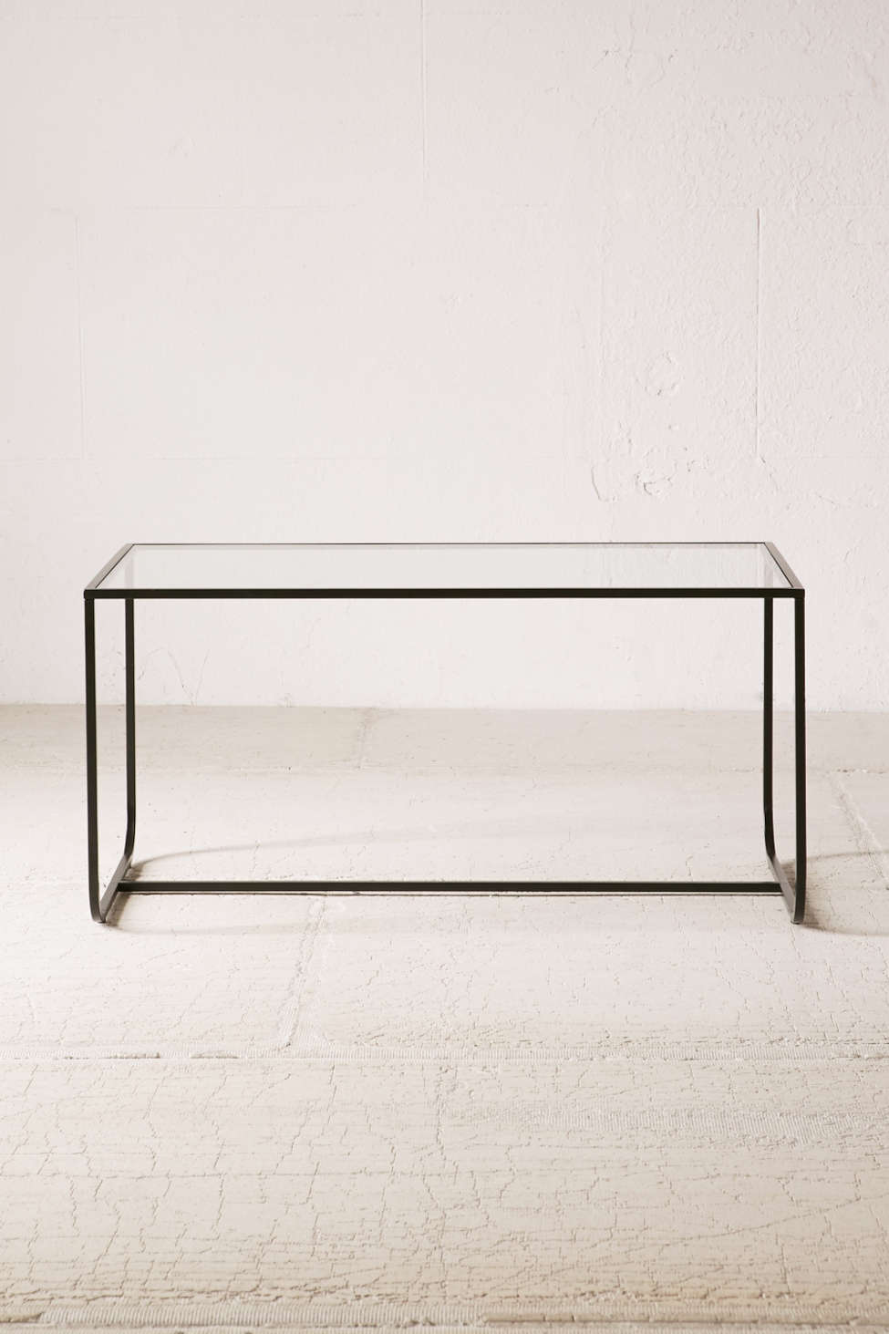 assembly home odile curved coffee table   urban outfitters