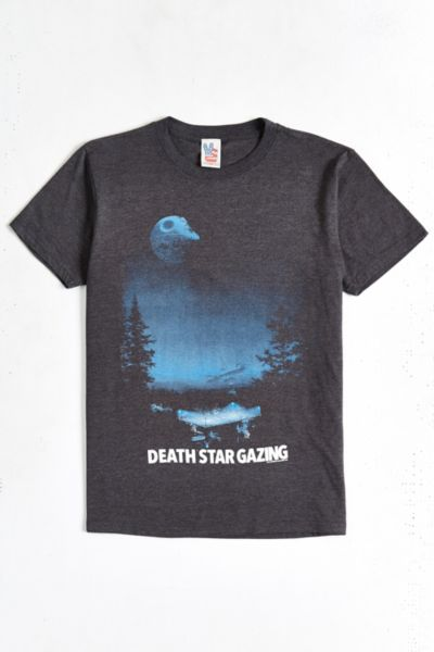 Junk Food Star Wars Death Star Gazing Tee