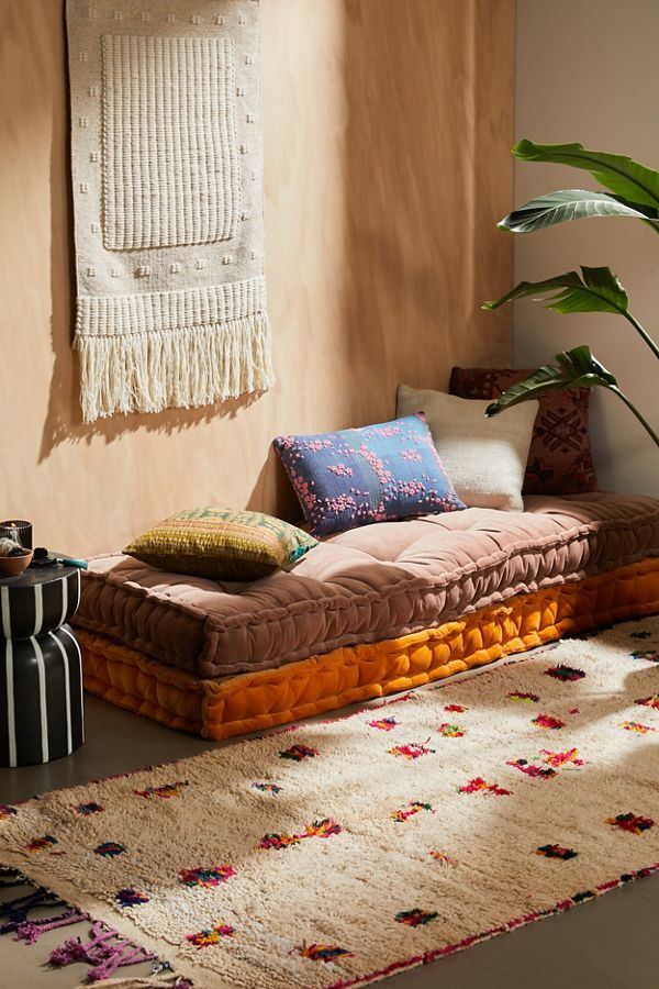 Daybed Bedroom Ideas Boho