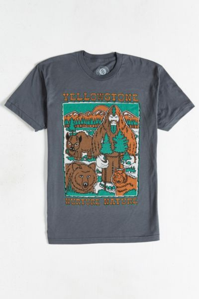 Parks Project Bigfoot Yellowstone Tee