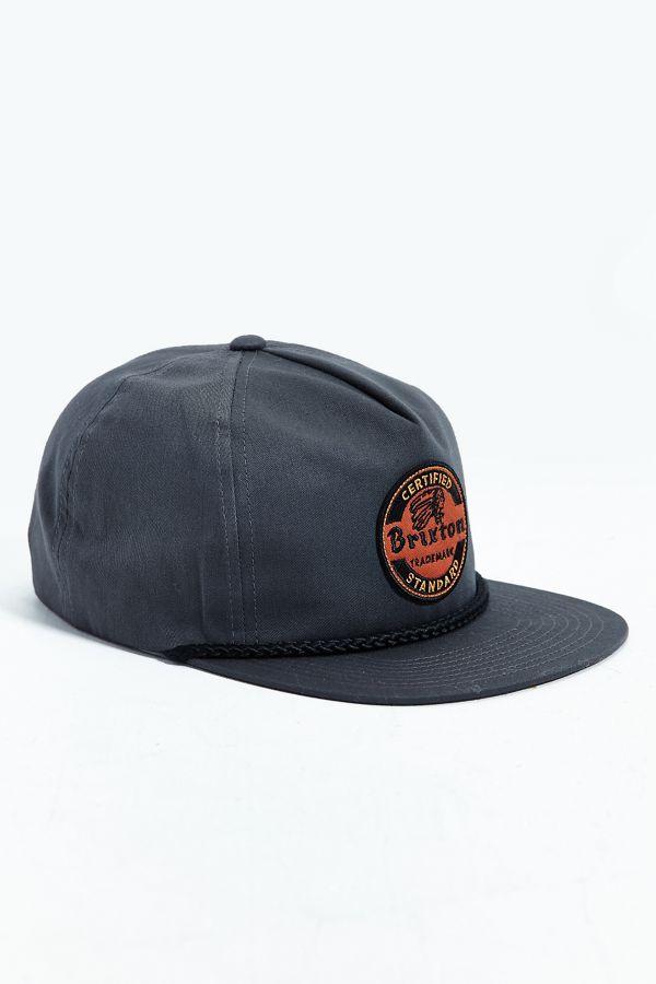 c82e5006d32 Brixton Soto Snapback Hat