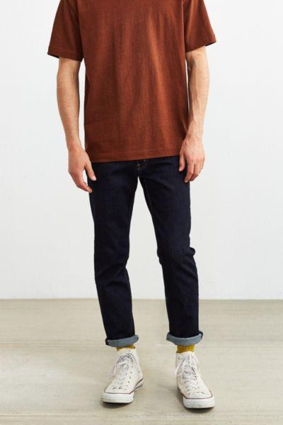 Levi's 511 Dark Hollow Slim Jean - Vintage Denim Dark 30W 30L at Urban Outfitters