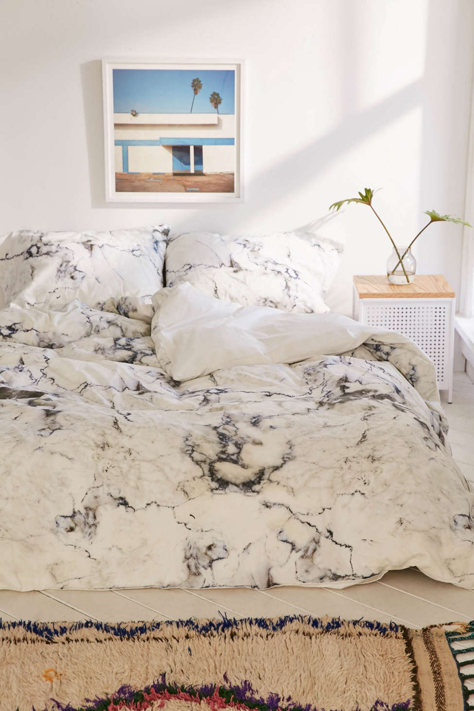 Assembly Home Marble Duvet Cover | Urban Outfitters