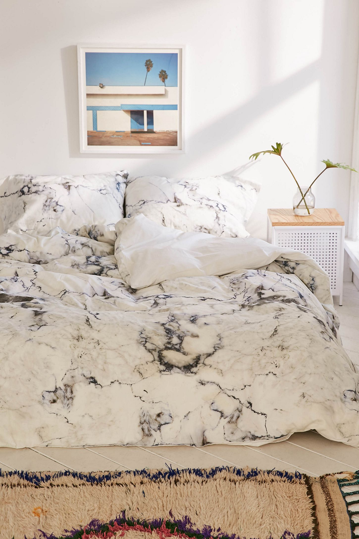 Assembly Home Marble Duvet Cover Urban Outfitters Canada