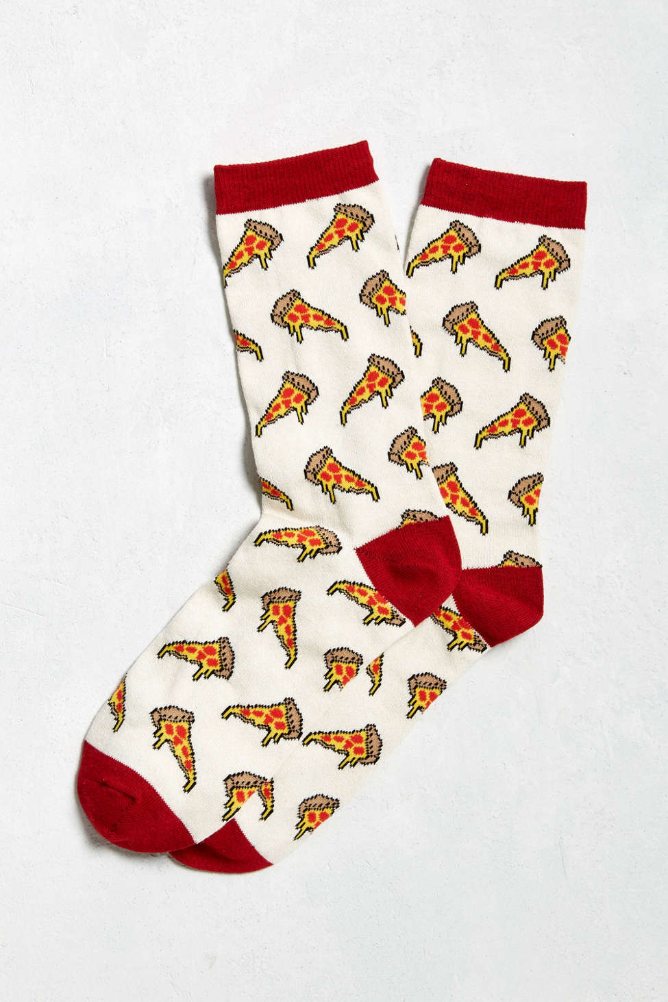 Slide View: 1: Pizza Sock