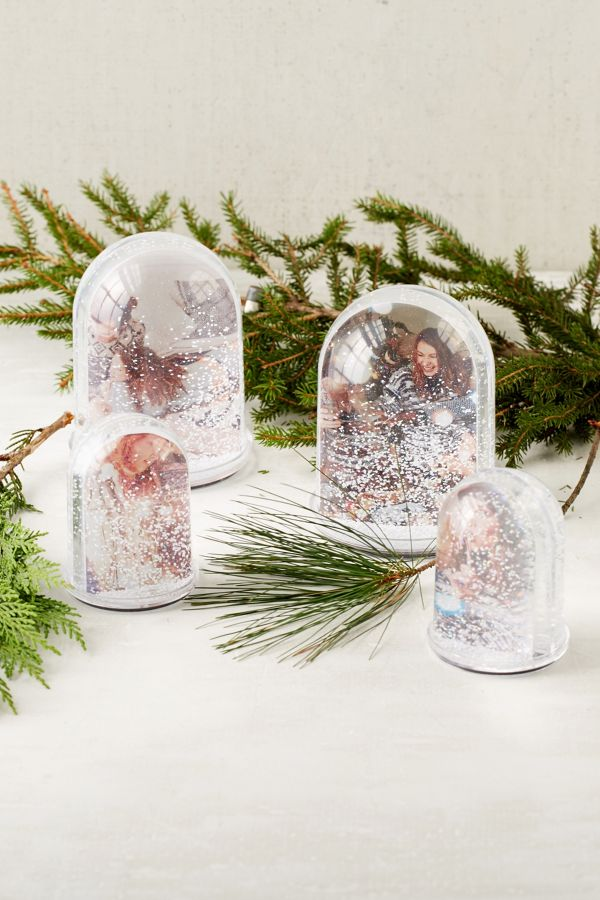6 Snowglobe Picture Frame Urban Outfitters