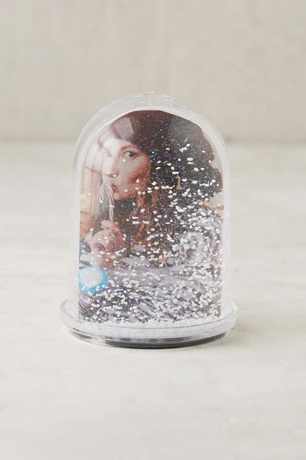 4 Snowglobe Picture Frame Urban Outfitters
