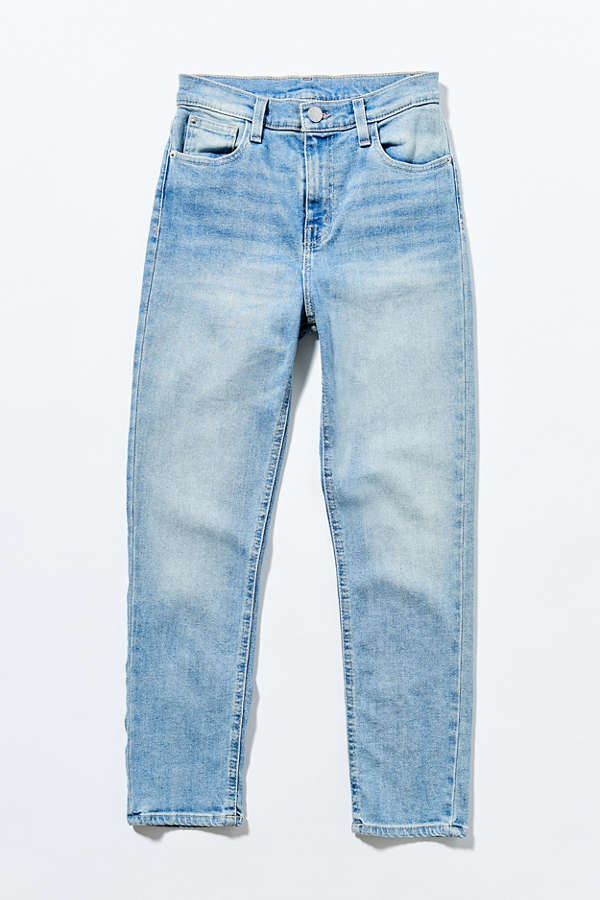 Slide View: 6: BDG Girlfriend High-Rise Jean - Light Wash - BDG Girlfriend High-Rise Jean - Light Wash Urban Outfitters