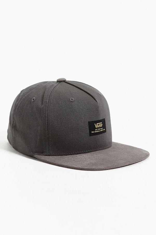0a4be0fc67f Vans Prater Starter Snapback Hat